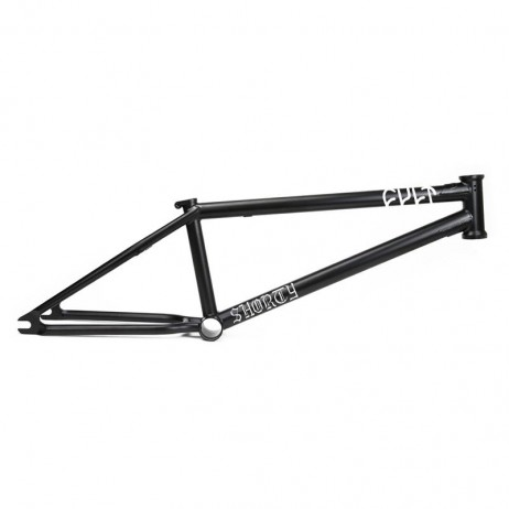 CADRE BMX CULT SHORTY BLACK