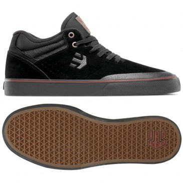ETNIES MARANA VULC MT BLACK BROWN