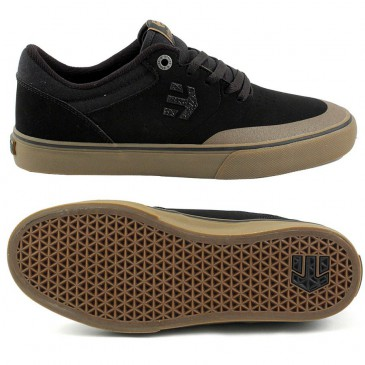 ETNIES MARANA VULC BLACK GUM DARK GREY
