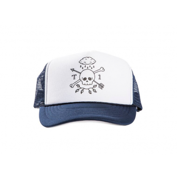 CASQUETTE MESH TRUCKER TERRIBLE ONE NAVY/WHITE