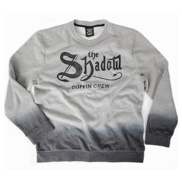 SWEAT CREW SHADOW INSTIGATE GREY/BLACK
