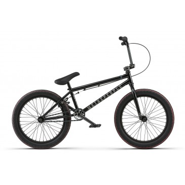 "BMX WETHEPEOPLE JUSTICE 20,75"" GRAPHITE BLACK 2018"
