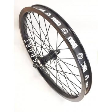 ROUE AVANT BMX CUSTOM PROFILExGSPORT