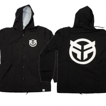 VESTE COUPE VENT FEDERAL LOGO (WINDBREAKER)