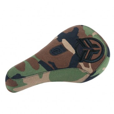SELLE BMX FEDERAL MID PIVOTAL RAISED STITCHING CAMO