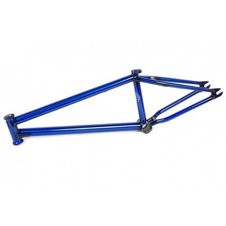 CADRE BMX MUTINY PMR TRANS BLUE