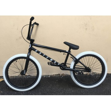 BMX CULT GATEWAY A BLACK 20,5'' 2018 CUSTOM