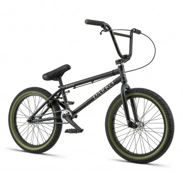 BMX RADIO BIKE DARKO MATT BLACK 2018