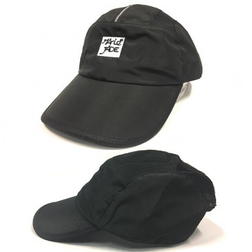 CASQUETTE MARIE JADE 7 PANEL BLACK