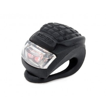 LUMIERE ARRIERE SUBROSA COMBAT LIGHT BLACK