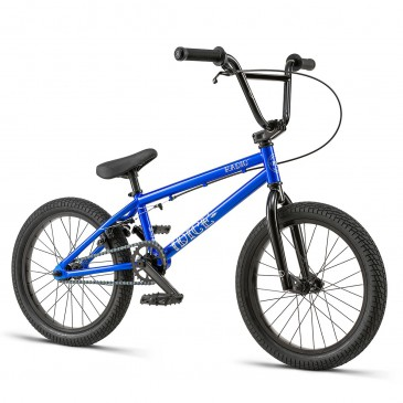 BMX 18'' RADIO BIKE DICE METALLIC BLUE 2018