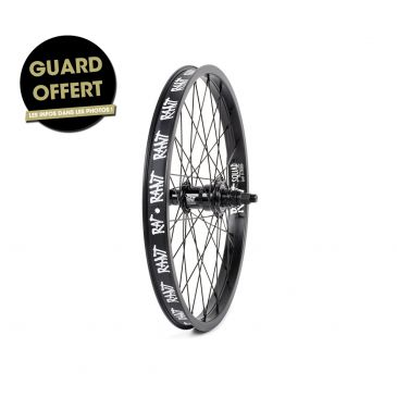 ROUE ARRIERE BMX RANT FREECOASTER MOONWALKER BLACK