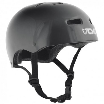 CASQUE TSG SKATE / BMX INJECTED BLACK