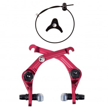 ETRIER DE FREIN BMX SHADOW SANO RED
