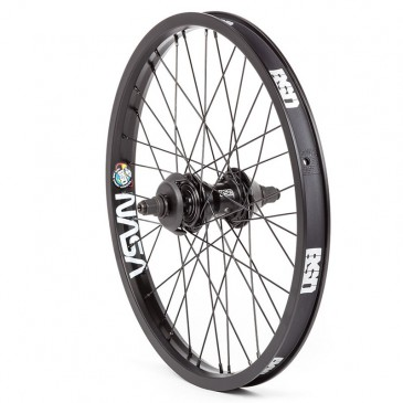 ROUE ARRIERE BMX FREECO BSD MIND WEST COASTER BLACK