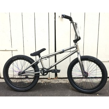 BMX CUSTOM PARK TOTAL BMX HANGOVER CHROME