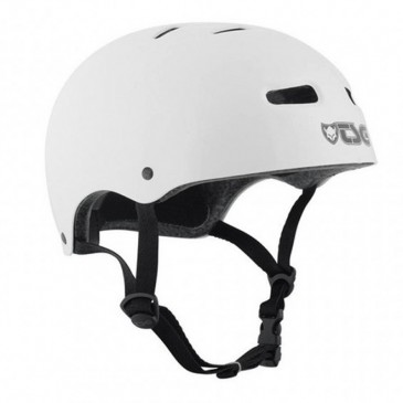 CASQUE TSG SKATE / BMX INJECTED WHITE