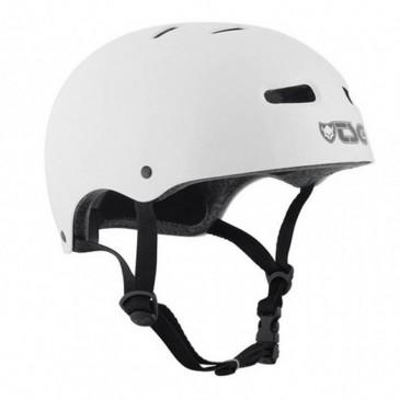 CASQUE TSG SKATE / BMX INJECTED WHITE