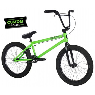 BMX SUBROSA TIRO CUSTOM NEON GREEN / BLACK