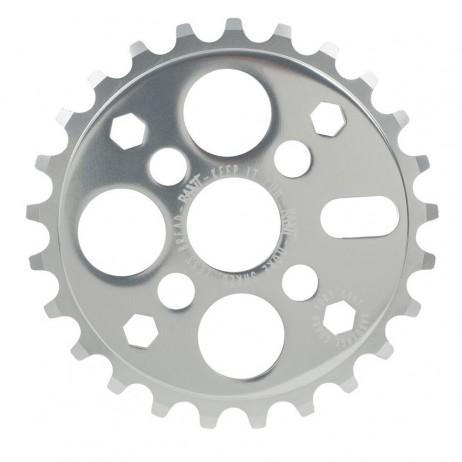 COURONNE BMX RANT IKON SILVER 25T