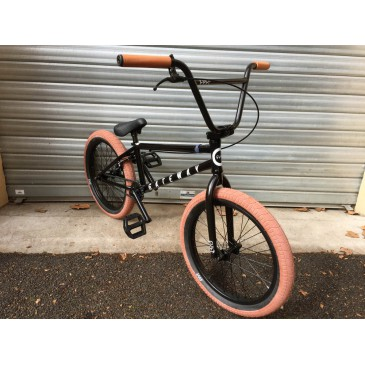 BMX CULT GATEWAY A BLACK/GUM CUSTOM 20,5'' 2018