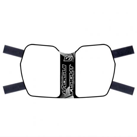 PLAQUE DE CADRE BMX RACE INSIGHT VISION NOIR