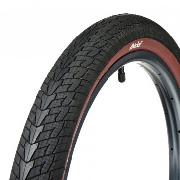 PNEU BMX ECLAT ESCAPE BLACK/RED WALL