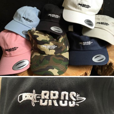 CASQUETTE DAD HAT BROS KNIFE
