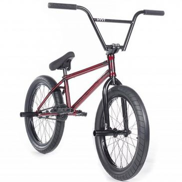 BMX CULT DEVOTION C TRANS DARK RED 21'' 2018