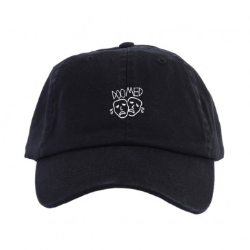 CASQUETTE DOOMED DAD HAT STOP CRYING