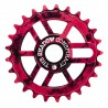 COURONNE BMX SHADOW ALIGN RED TIE DYE
