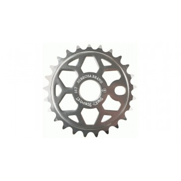 COURONNE BMX SUBROSA SHRED POLISHED