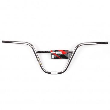 "GUIDON BMX DEMOLITION SUBURBAN CHROME 8.6"""