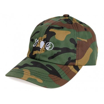 CASQUETTE SHADOW TACTICAL DAD HAT CAMO  (SP 2018)