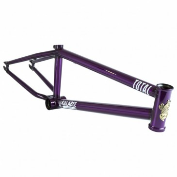 CADRE BMX TOTAL KILLABEE K3 BLACK ICE