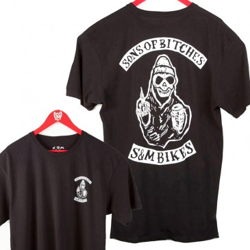 TSHIRT S&M SON OF BITCHES