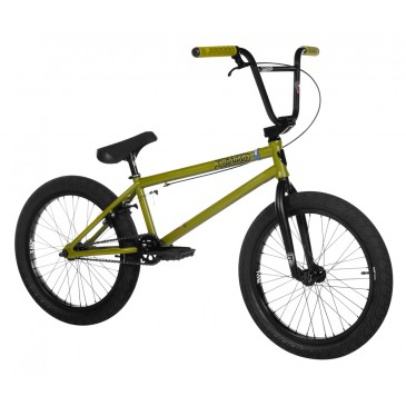 BMX SUBROSA TIRO XL ARMY GREEN 2019
