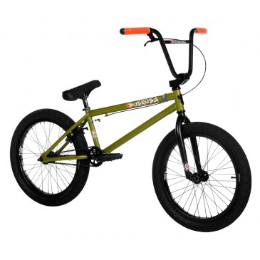 BMX SUBROSA SONO XL ARMY GREEN 2019