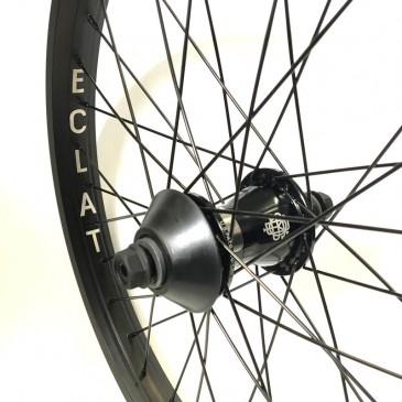 ROUE BMX CUSTOM FREECOASTER ODYSSEY CLUTCH V2 X ECLAT CAMBER