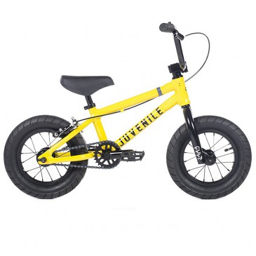 BMX CULT JUVENILLE 12'' YELLOW 2019