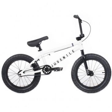 BMX CULT JUVENILLE 16'' WHITE 2019