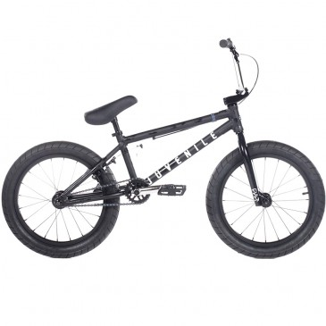 BMX CULT JUVENILLE 18'' BLACK PATINA 2019