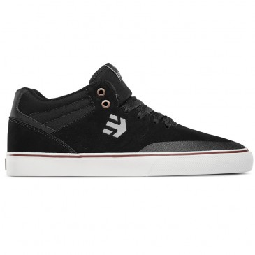 ETNIES MARANA VULC MT BLACK WHITE