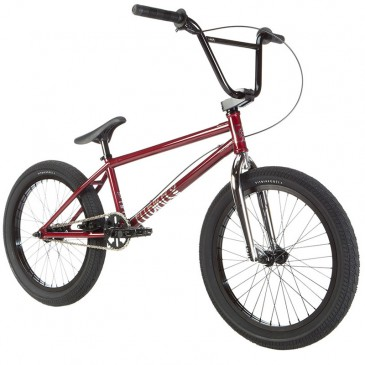 "BMX FIT BIKE CO TRAIL TRANS RED 21"" 2019"