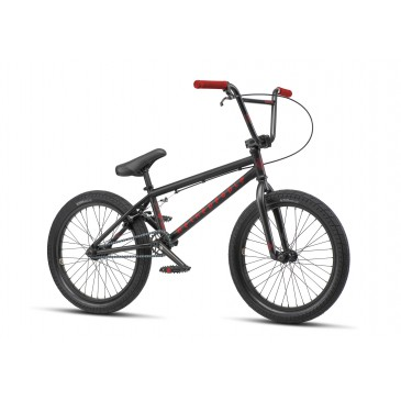 "BMX WETHEPEOPLE NOVA 20"" MATT BLACK 2019"