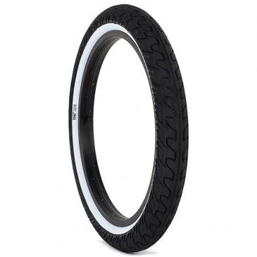 PNEU BMX RANT SQUAD BLACK WHITE WALL