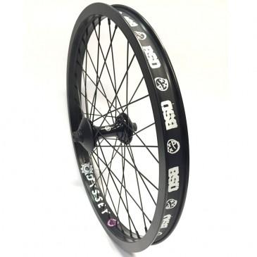 ROUE AVANT BMX CUSTOM SALT EX x ODYSSEY