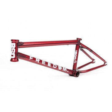 CADRE BSD PASSENGER FREEDOM FLAT TRANS RED ( KYLE ).