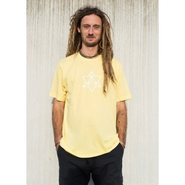 TSHIRT MARIE JADE JORIS COULOMB YELLOW 2019