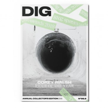 DIG BMX MAG - ISSUE 99.9